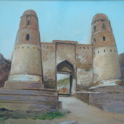 Hissar_castle_card