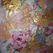 Rose_collage_gold_card