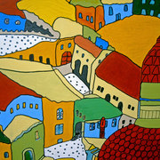Perigueux__france_2007_acrylic_card