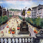 Wenzelsplace_prague__1970__card