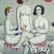 Women_with_dalmatians_drei_frauen