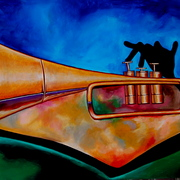Jazz_on_the_green_trumpet_card