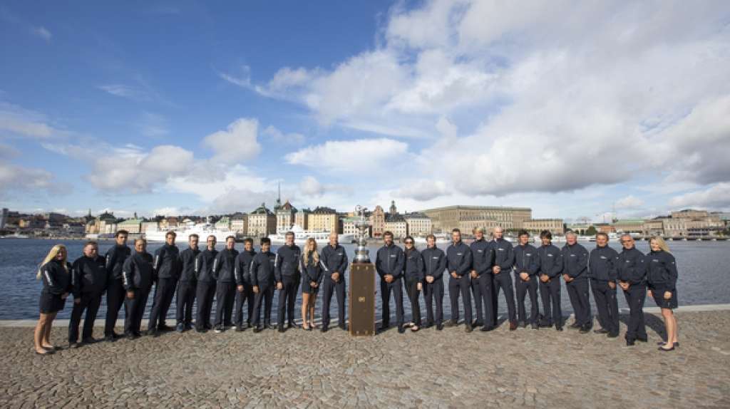 On August 19, 2014 Artemis Racing announced its challenge for the 35th America's Cup. Stockholm, Sweden
