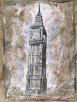 Big Ben by Marta Wiley