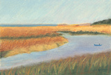 Mighty Marshlands, St. Simons and Jekyll Islands, Georgia Coast by Rosemary Lucente