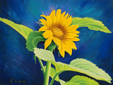Sunflower by Rhea Saint