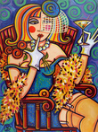 Another Dirty Martini by Ilene Richard
