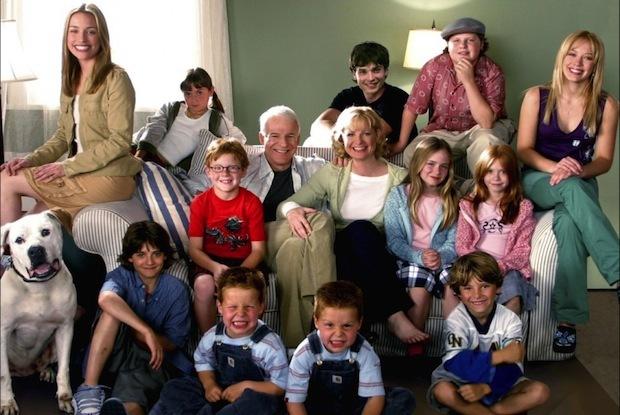 9 raisons d 39 avoir une famille nombreuse les ptits mwana for Les problemes de la famille nombreuse
