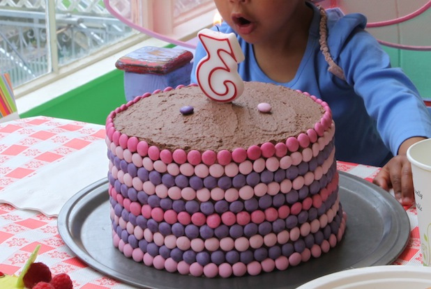Ou faire faire un gateau d'anniversaire