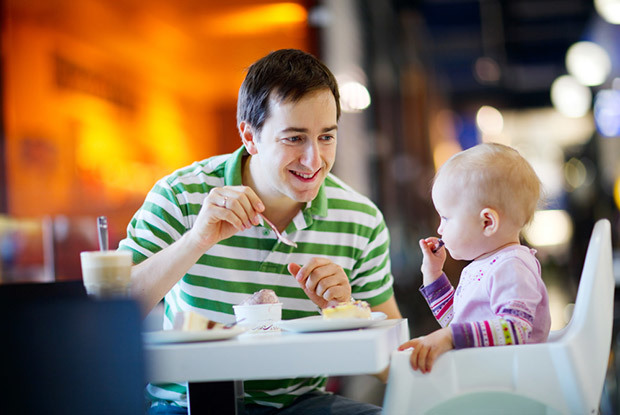 Enfant-restaurant