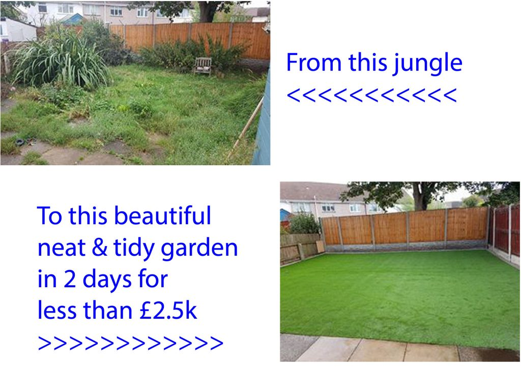 wirral artificial grass