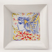 Stathopoulos Ceramic Plate I