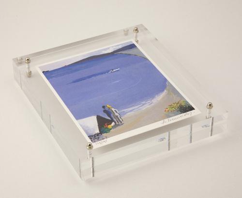 Print in Plexiglass