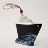 Ship - Black