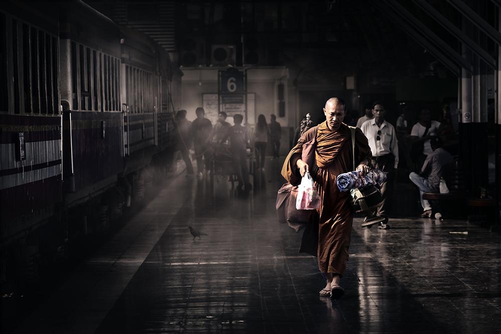 The Seeker by Anuchit Sundarakiti