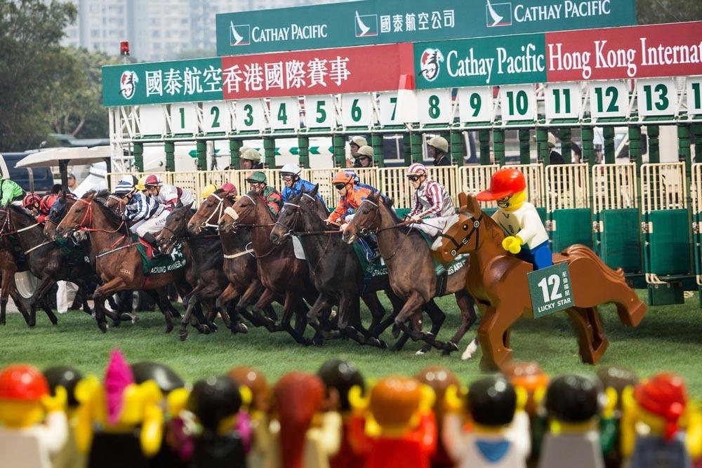 Mini Derby by Ric Tse