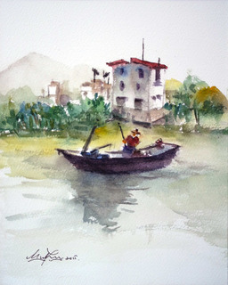 Tai O Fishing Village - Fishman
