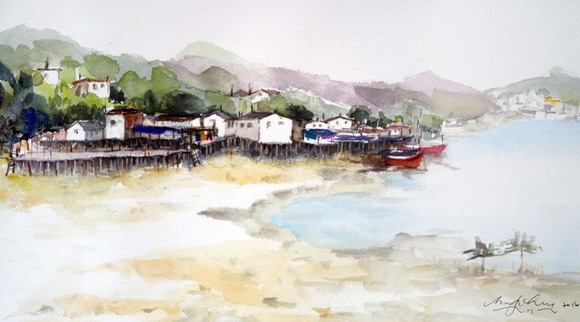 Tai O Fishing Village - Series 1