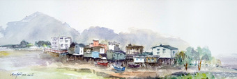Tai O Fishing Village - Series 5