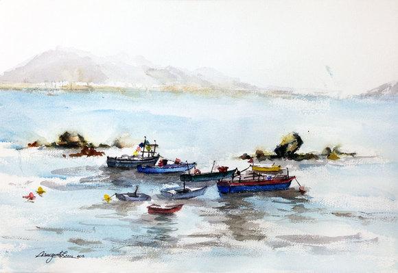Boat Assembly