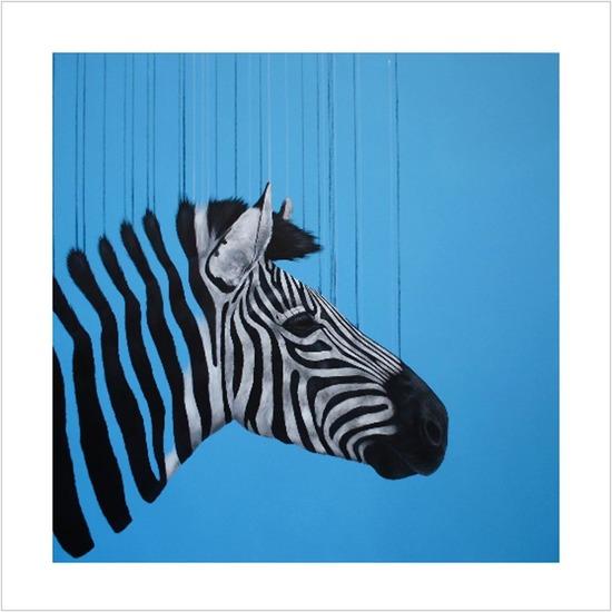 Fragmented Freedom - Blue