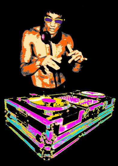 "DJ Bruce Lee ""Behind the Decks"""