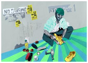 Mocchi (Shoe maker)