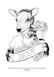 The Menagerie - Deer