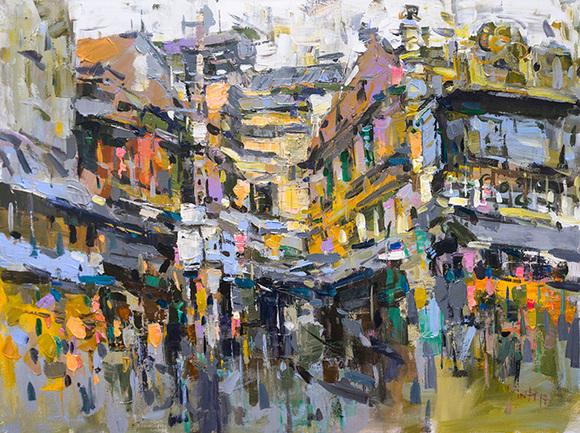Hanoi Old Houses