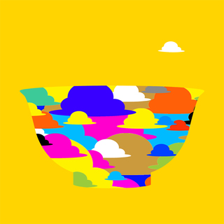 云碗 (Cloud - Bowl)