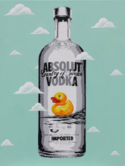 Vessel - Absolute Vodka