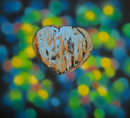 锈蚀的心 / Rusting heart