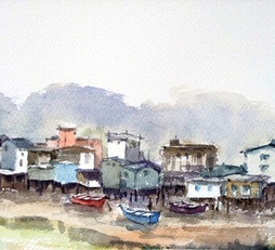 Tai O Fishing Village - Series 5