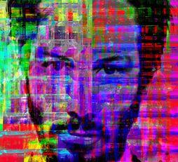 """Keanu Reeves """"Grunge"""""""
