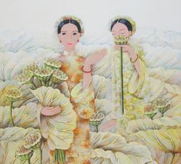 Ladies & Lotus