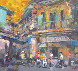 Hanoi Corner Street