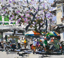 Hanoi Winter Day