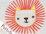 Lion_embroider_image_detail_tiny