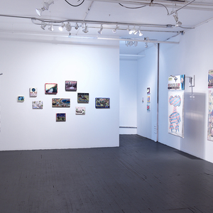 Installation view 2018 2