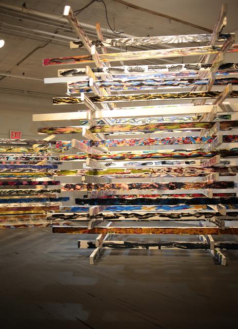 Installation View - Dumitru Gorzo