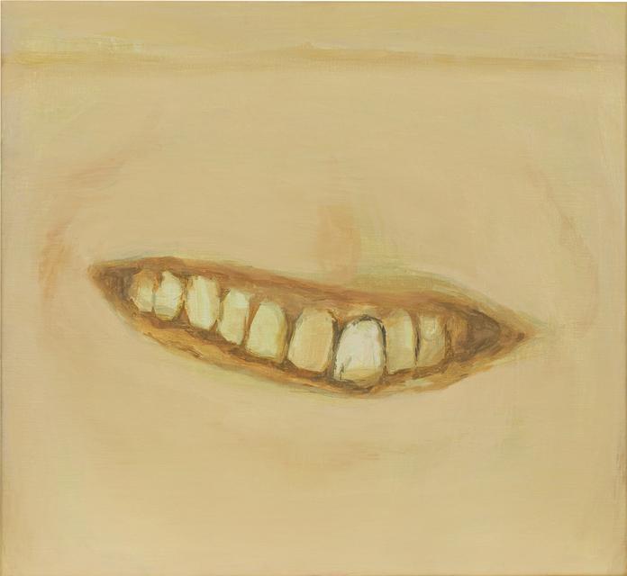 Lifestyle Smile 2016 49 cm x 54 cm Oil on Canvas