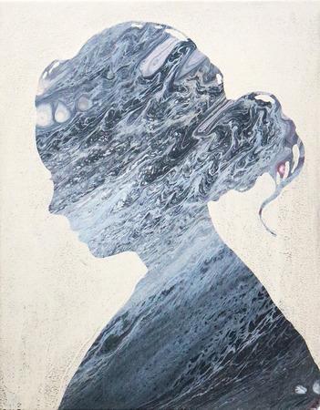 Gray_swirl_silhouette_14x11