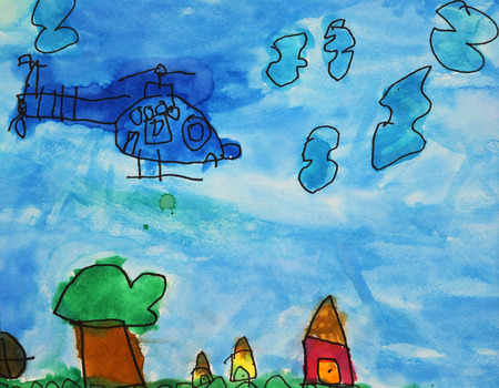 Helicopter_over_my_house_by_michael