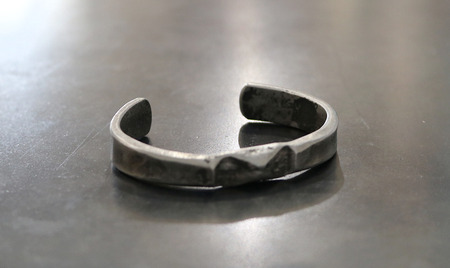 Forged_steel_bracelet