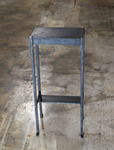 Forged_and_fabricated_steel_table
