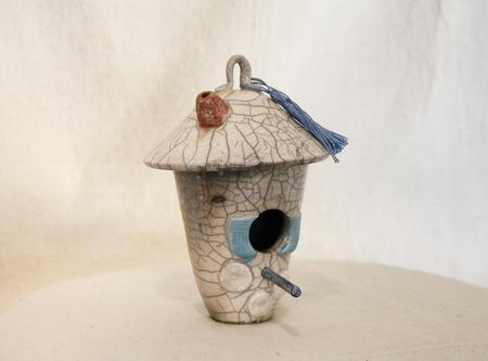 White_hobbit_birdhouse