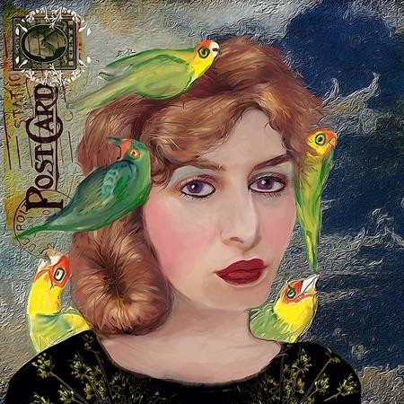 Postcard_parrots