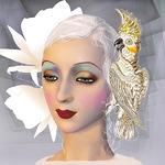 Platinum_parrot