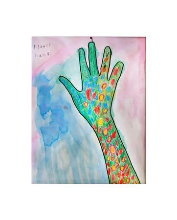 Aeryn_age_10_flower_hands