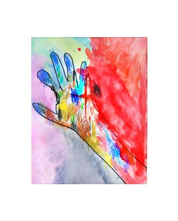 De'shae_blue_hand_age_12